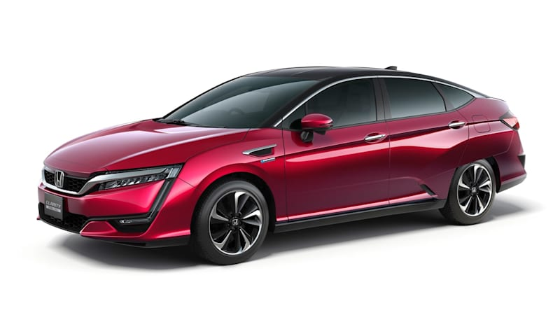 Honda Clarity EV will only go 80 miles on a single charge