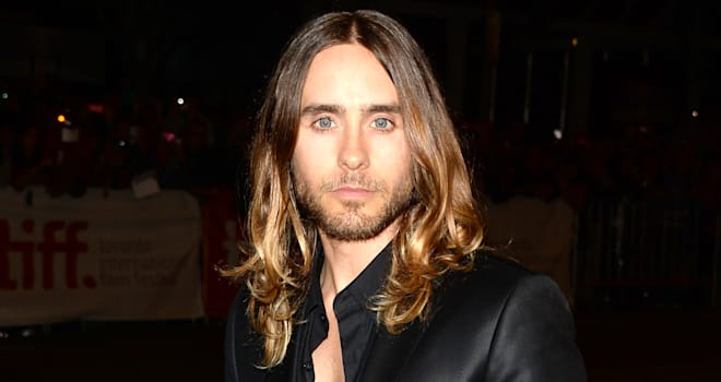 Jared Leto at the 'Dallas Buyers Club' Premiere at the 2013 Toronto International Film Festival