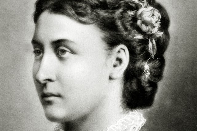 History Personalities. British Royalty. pic: circa 1880. Princess Louise, The Marchioness of Lorne, who was the daughter (6th ch