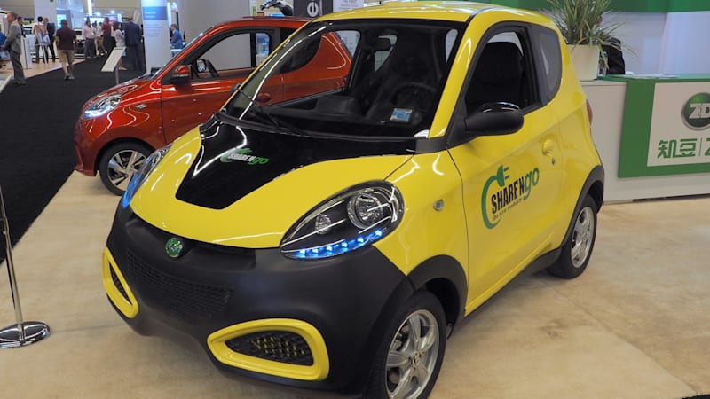 EVS29: Share 'n Go car sharing could arrive in US via Italy, China