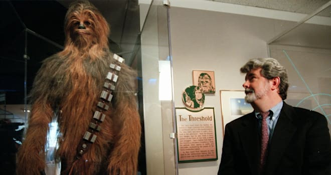 star wars episode 7 wookiee