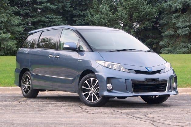 Minivan Hybrid 2017 Ototrends Net