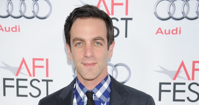 B.J. Novak Saving Mr. Banks