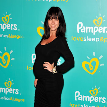 NEW YORK, NY - AUGUST 21:  Jennifer Love Hewitt attends the Pampers Love, Sleep & Play campaign launch at Vanderbilt Hall at Grand Central Terminal on August 21, 2013 in New York City.  (Photo by D Dipasupil/FilmMagic)