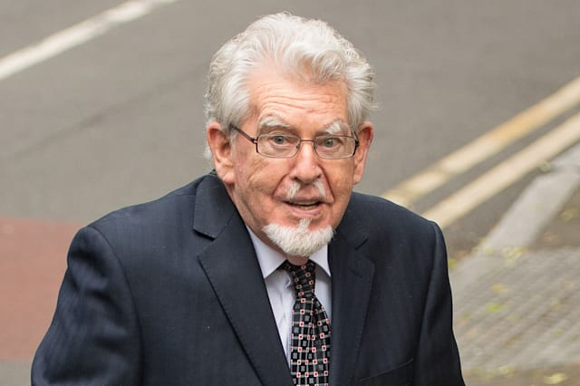 Rolf Harris 'joked about schoolgirl being molested'