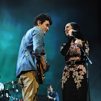 John Mayer Performs at Barclays Center