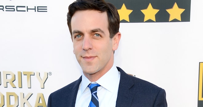 bj novak amazing spider-man 2