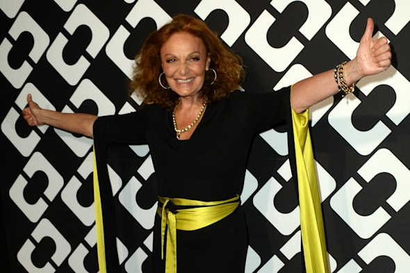 DVF Journey of a Dress 40th Anniversary Party