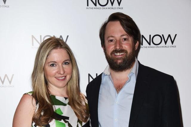 'Now' European Premiere - Inside Arrivals