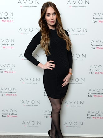 Megan Fox Helps Avon Foundation Launch #SeeTheSigns of Domestic Violence CampaignNovember 25, 2013 - The Morgan Library & Mus