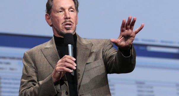 Oracle CEO Larry Ellison google ceo larry page tim cook apple steve jobs