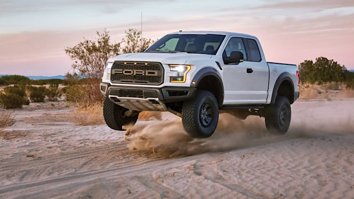 The all-new Ford F-150 Raptor, the toughest, smartest, most capable Raptor ever, gets even more capability with help from a new set of FOX shocks.