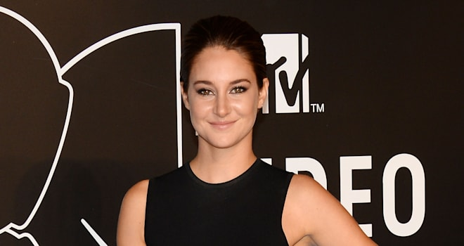 Shailene Woodley at the 2013 MTV Video Music Awards