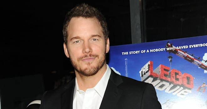 Chris Pratt Knight Rider