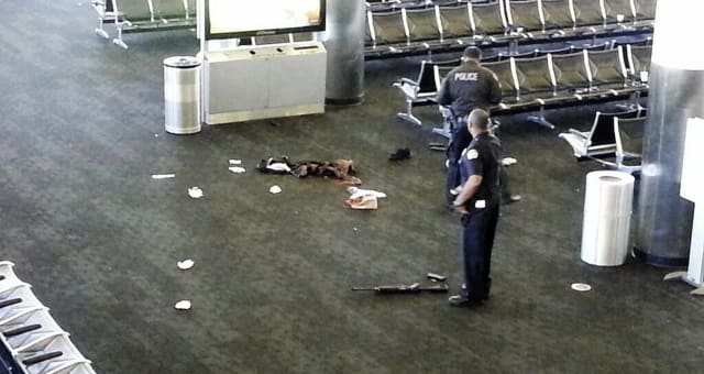 LAX Shooting