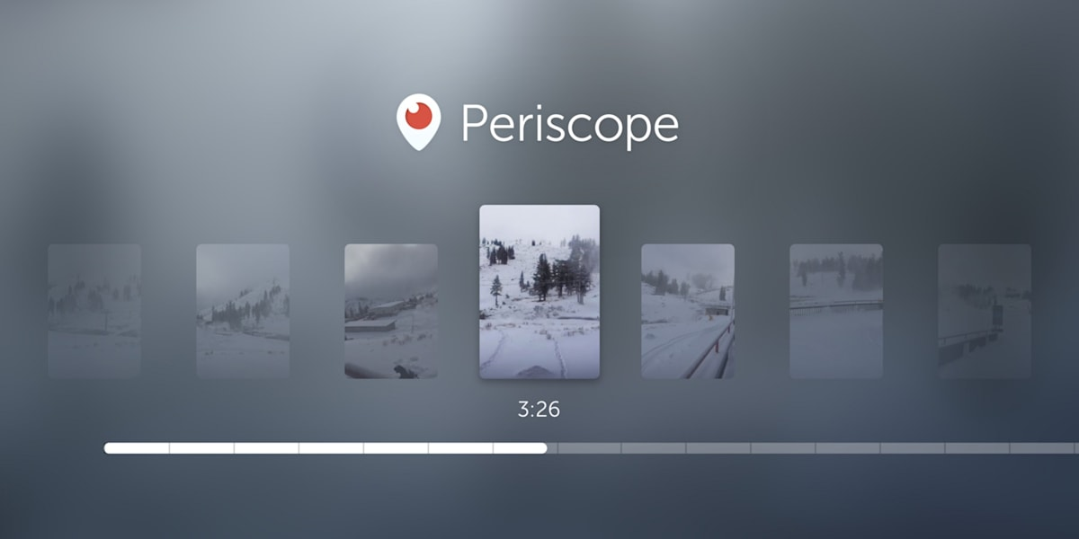 Periscope's skip-ahead update hits mobile, with 3D Touch on iOS