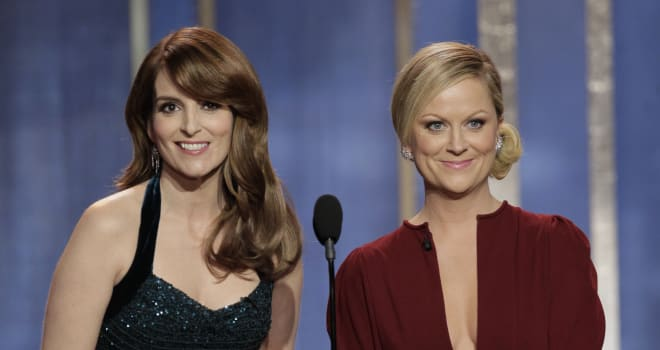 tina fey amy poehler golden globes drinking game