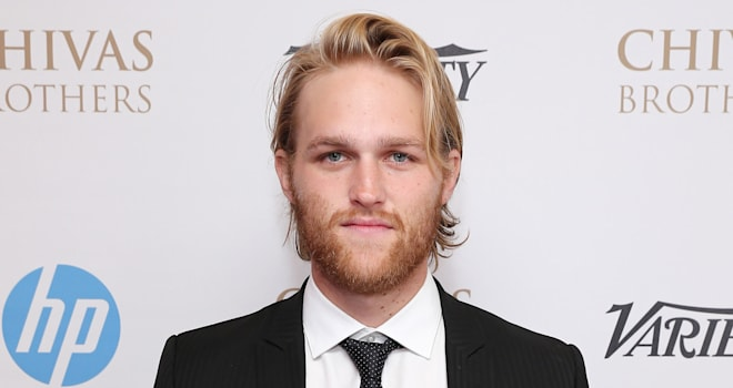 Wyatt Russell at the 2013 Cannes Film Festival