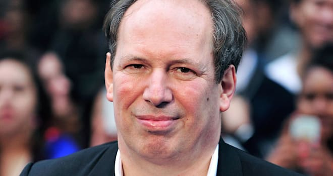 Hans Zimmer at the UK Premiere of 'Man of Steel' on June 12, 2013