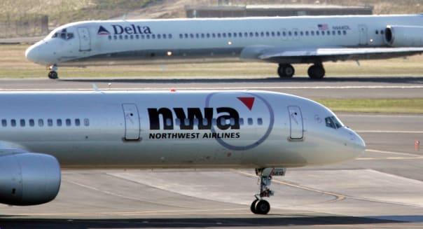 Delta Northwest Merger