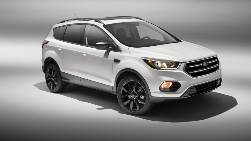 can 39 t escape the competition 2017 ford escape 1 5 ecoboost quick spin autoblog. Black Bedroom Furniture Sets. Home Design Ideas