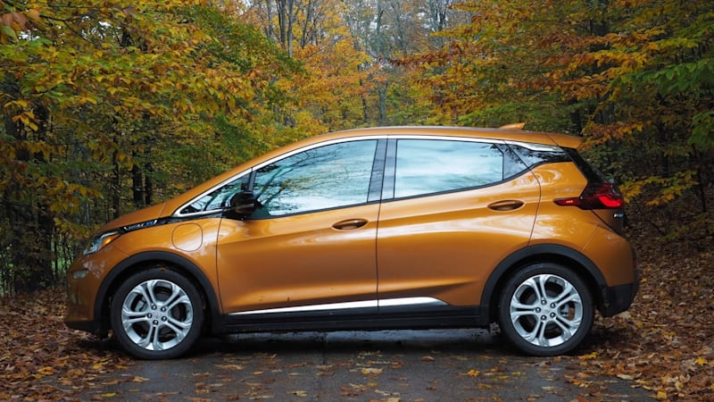Chevrolet bolt offers first national lease at 329 a month for Chevrolet division of general motors