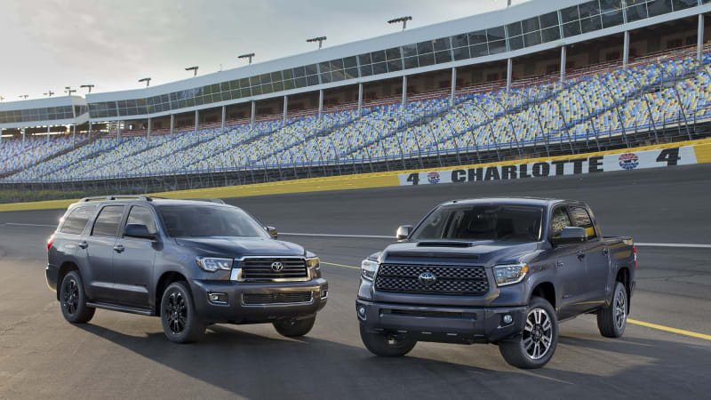 Toyota shows off Tundra and Sequoia TRD Sport, RAV4 Adventure models in Chicago