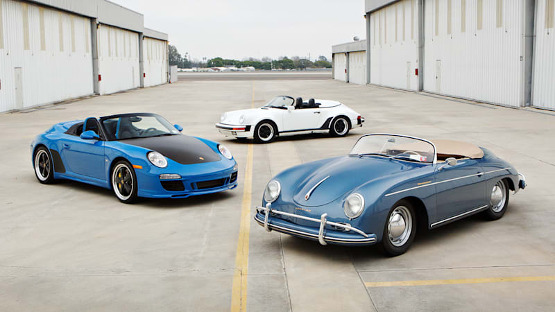 What's the deal with all these Porsches Seinfeld is selling?