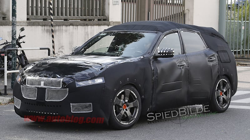 Believe It Or Not, This Is Our Best Look Yet At The Forthcoming Maserati  Levante, Set To Take On The Likes Of The Jaguar F Pace, Bentley Bentayga,  ...