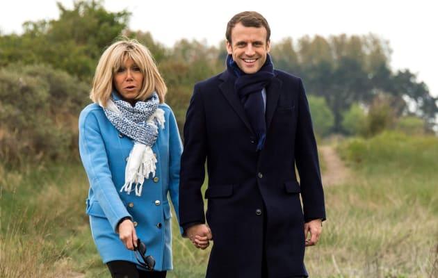 Externa Trump a Macron su deseo de estrechar colaboración EU-Francia