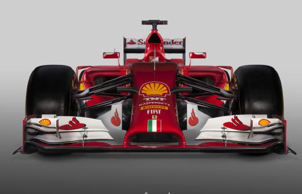 Italy F1 Ferrari