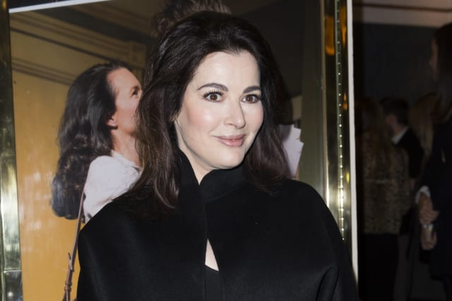 Nigella Lawson talks about divorce from Charles Saatchi