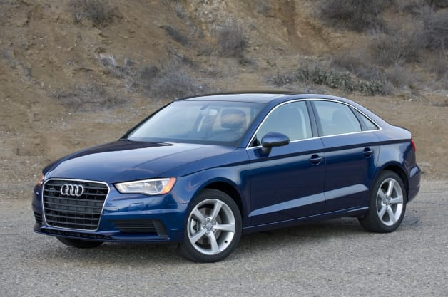 Audi A3 outselling Mercedes CLA 2 to 1 in its first 3 months on sale