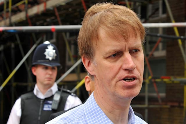MP Stephen Timms stabbed