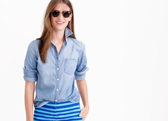 19 stylish staples from J.Crew's 25% off sale
