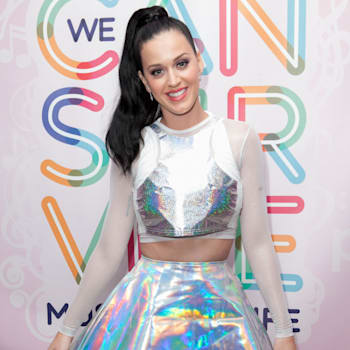 AMP 97.1 Hosts Meet And Greet With Katy Perry In Celebration Of Her New Album