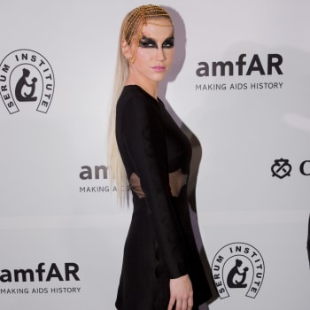 amfAR India - Red Carpet