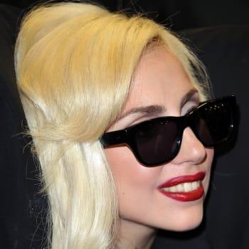 Lady Gaga CD Signing For