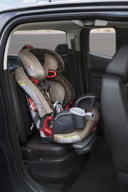 Acadia Car Seat Installation