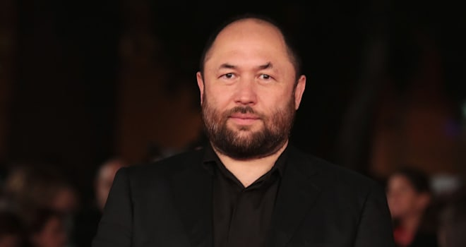 Timur Bekmambetov at the 2012 Rome Film Festival
