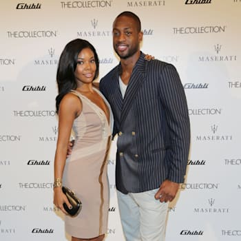 THE COLLECTION And Dwyane Wade Unveil The All-New 2014 Maserati Ghibli In Miami