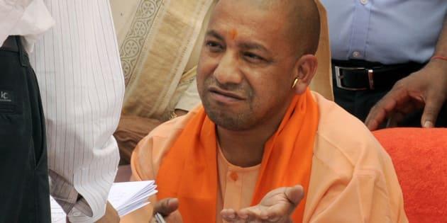 Namaz postures similar to Surya Namaskar: Yogi Adityanath