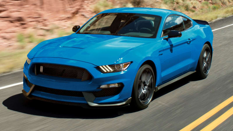 Ford Shelby Gt350 Gt350r Continue For 2018 With New