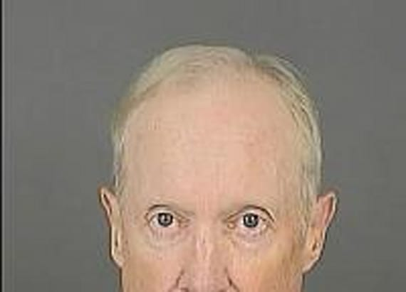 Man accused of running down golfer with cart