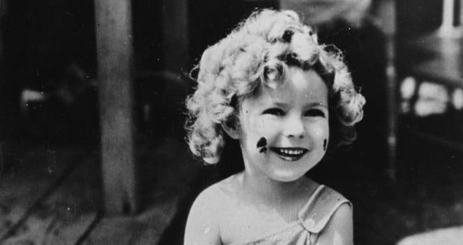 USA Shirley Temple