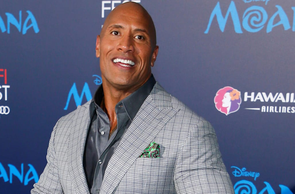Dwayne 'The Rock' Johnson surprises dad with a new car, shares his inspiring story