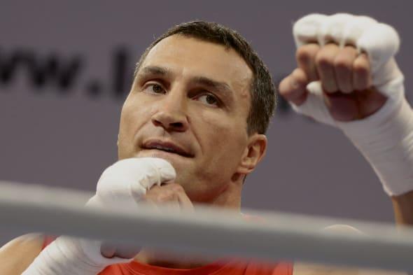 Boxing Klitschko Leapai