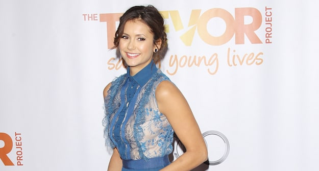 Pics Photos - Nina Dobrev See Through