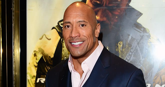 dwayne the rock johnson fast 7