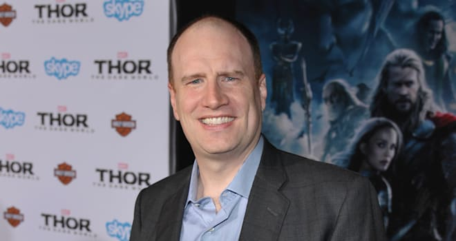 kevin feige thor the dark world reshoots